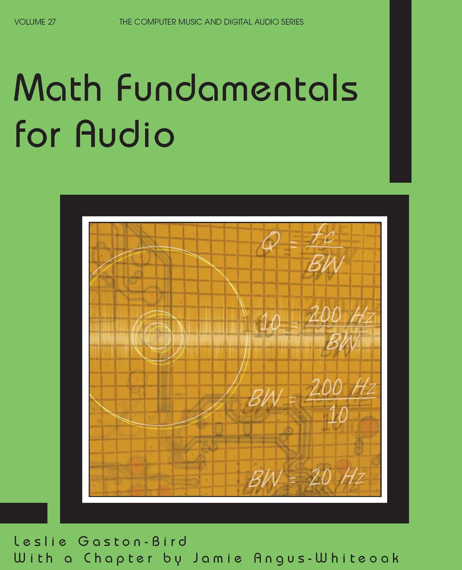 Gaston-Bird: Math Fundamentals for Audio