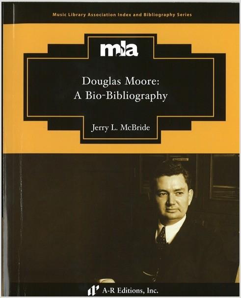 McBride: Douglas Moore
