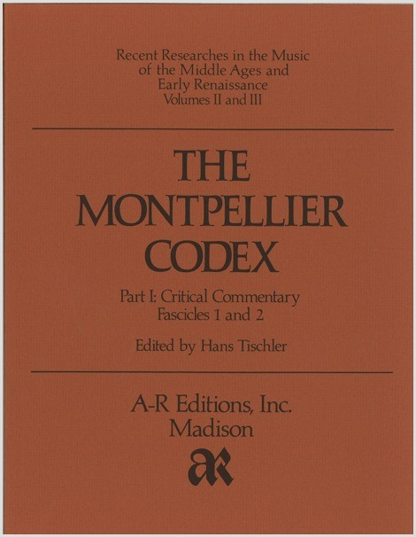 The Montpellier Codex, Part 1
