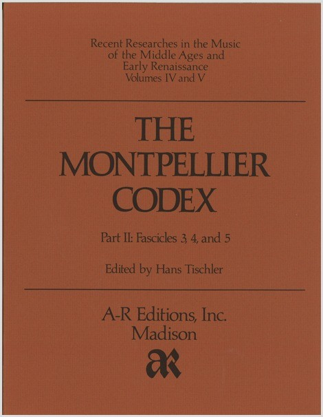 The Montpellier Codex, Part 2