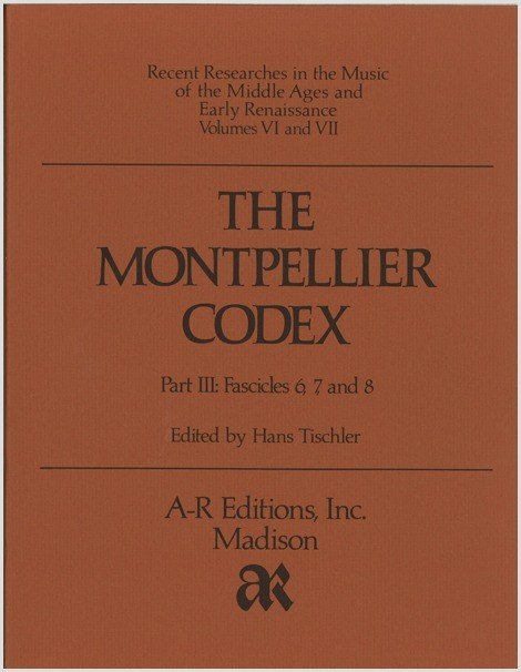 The Montpellier Codex, Part 3