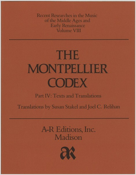 The Montpellier Codex, Part 4
