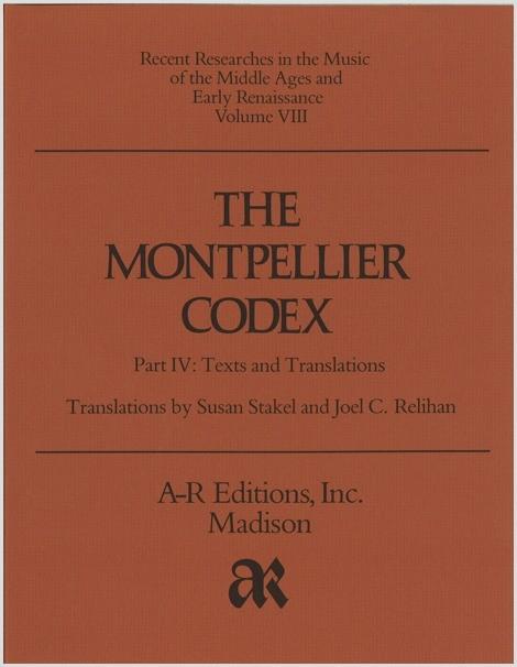The Montpellier Codex, Part 4