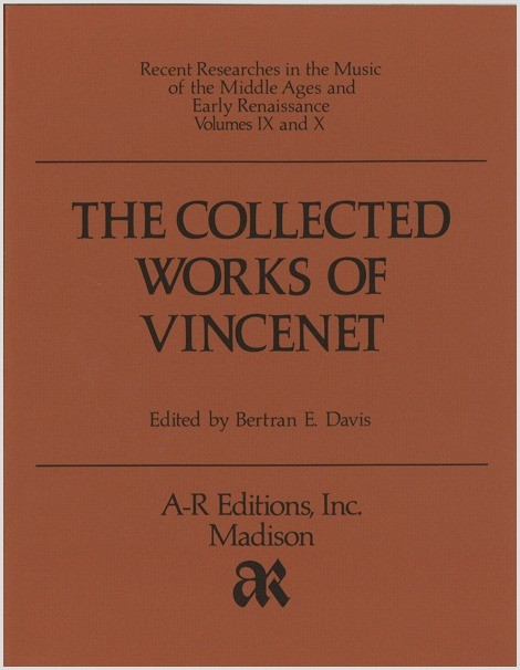 Vincenet: The Collected Works