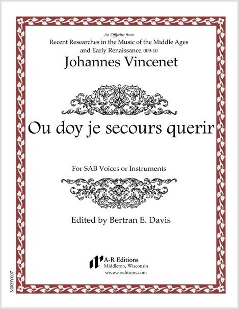 Vincenet: Ou doy je secours querir