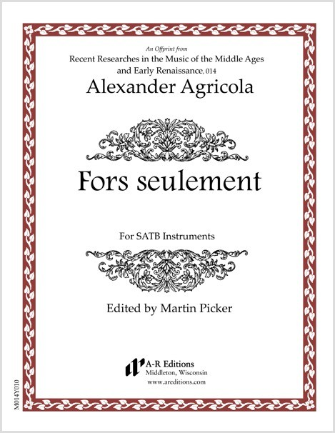 Agricola: Fors seulement