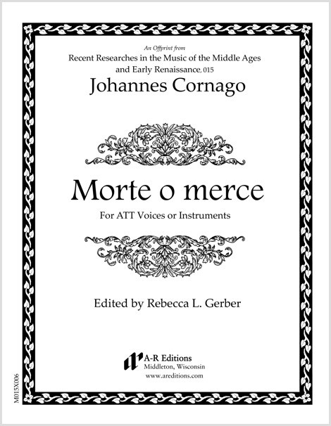 Cornago: Morte o merce