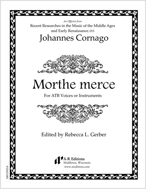 Cornago: Morthe merce