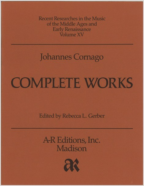Cornago: Complete Works