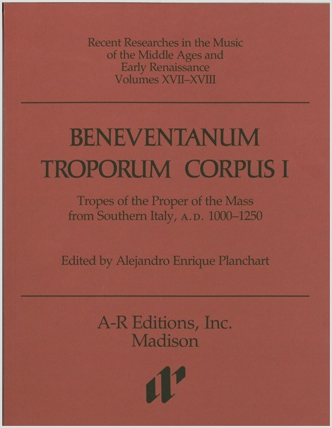 Beneventanum Troporum Corpus I, Part 2