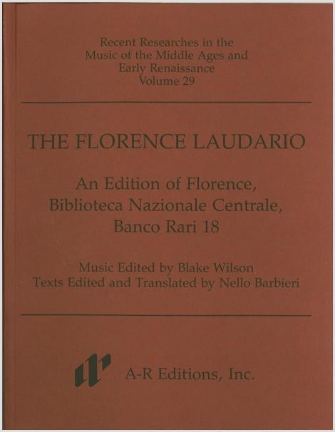 The Florence Laudario