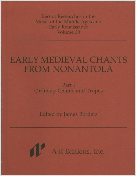Early Medieval Chants from Nonantola