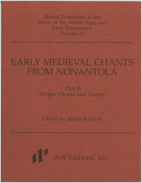 Early Medieval Chants from Nonantola, Part 2