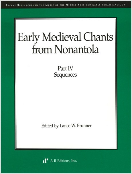 Early Medieval Chants from Nonantola, Part 4
