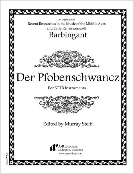 Barbingant: Der Pfobenschwancz