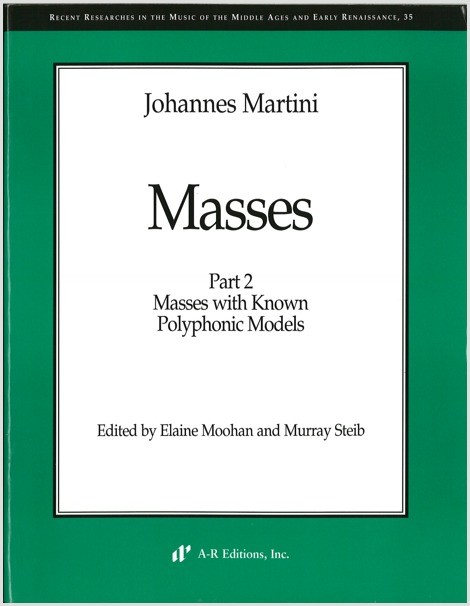Martini: Masses, Part 2