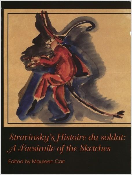 """Carr, ed.: Stravinsky's """"Histoire du soldat"""""""
