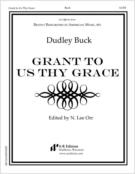 Buck: Grant to Us Thy Grace