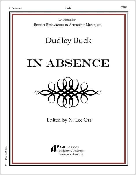 Buck: In Absence
