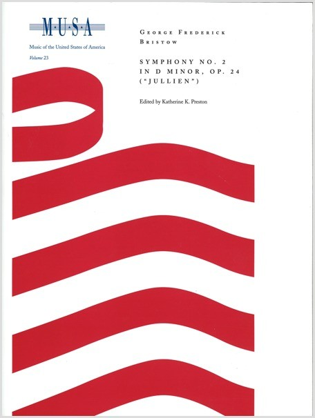 Bristow: Symphony No. 2 in D Minor, Op. 24 (Jullien)