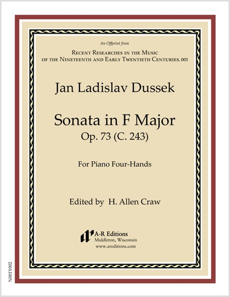 Dussek: Sonata in F Major