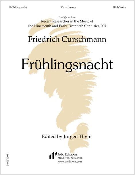 Curschmann: Frühlingsnacht