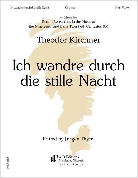 Kirchner: Ich wandre durch die stille Nacht