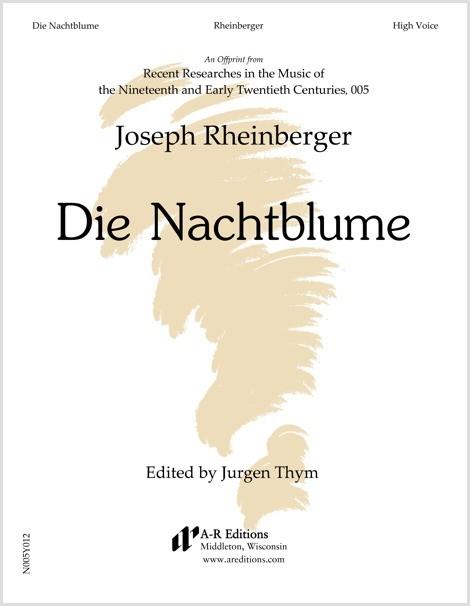 Rheinberger: Die Nachtblume
