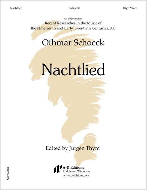 Schoeck: Nachtlied