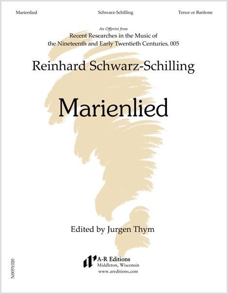 Schwarz-Schilling: Marienlied