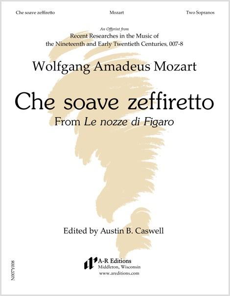 Mozart: Che soave zeffiretto