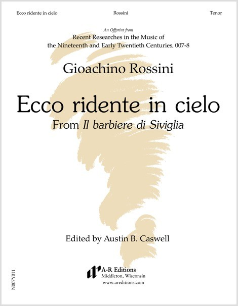 Rossini: Ecco ridente in cielo