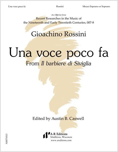 Rossini: Una voce poco fa