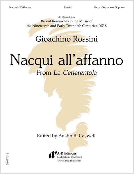 Rossini: Nacqui all'affanno