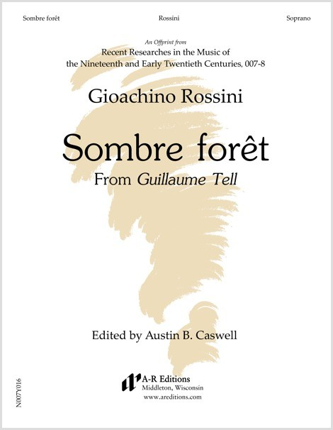 Rossini: Sombre forêt