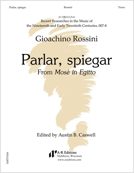 Rossini: Parlar, spiegar
