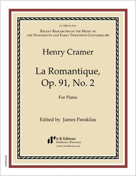 Cramer: La Romantique, Op. 91, No. 2