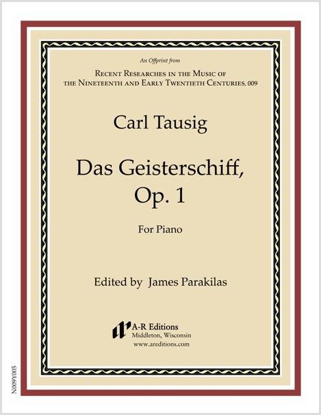 Tausig: Das Geisterschiff, Op. 1