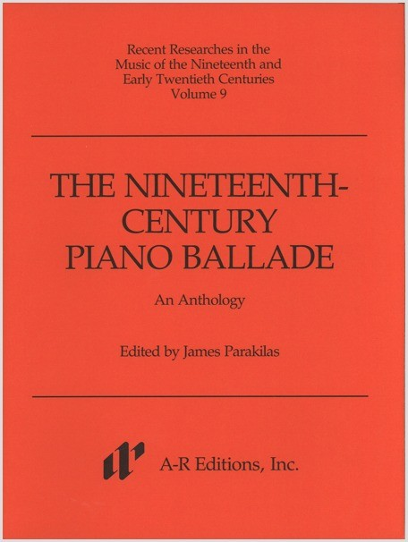 The 19th-Century Piano Ballade