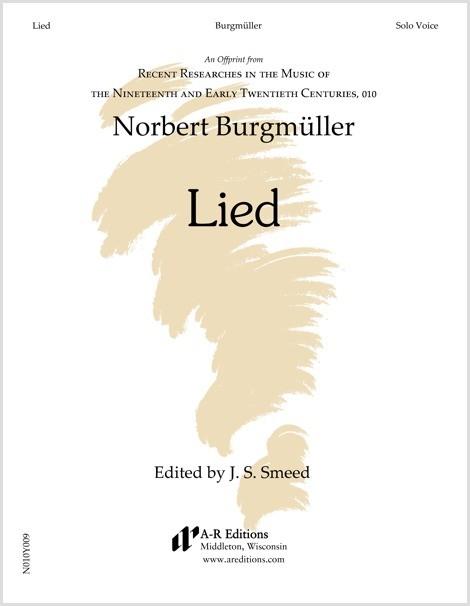 Burgmüller: Lied