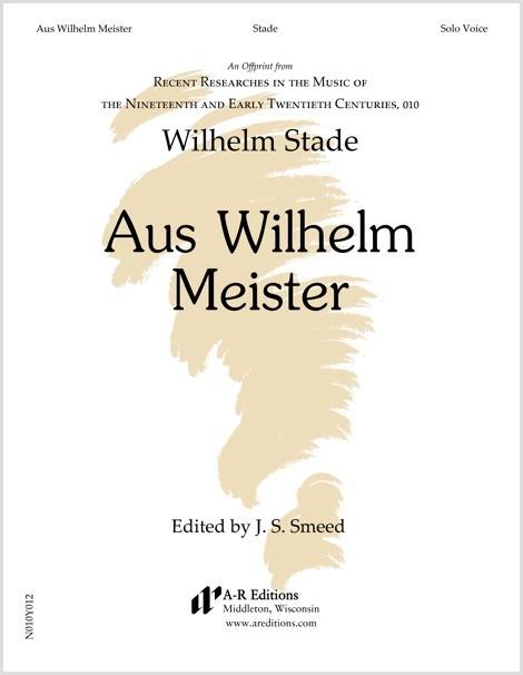 Stade: Aus Wilhelm Meister