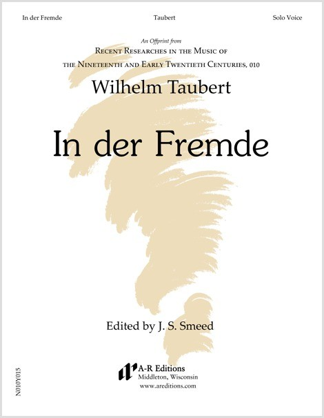 Taubert: In der Fremde