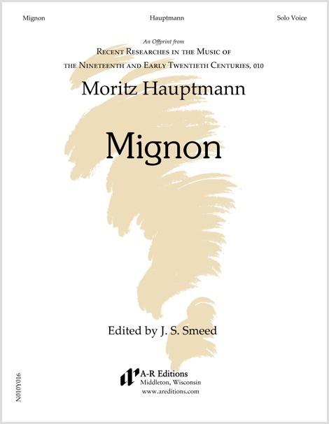 Hauptmann: Mignon