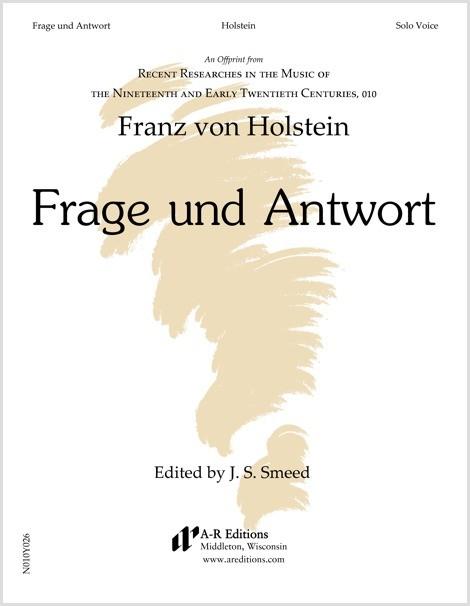 Holstein: Frage und Antwort