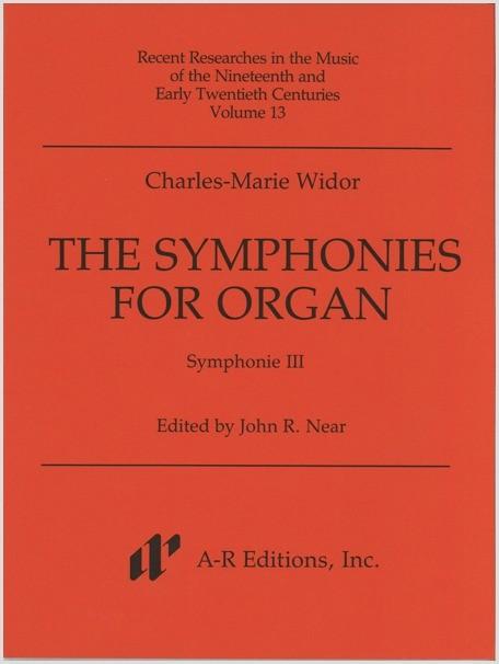 Widor: Symphonie III