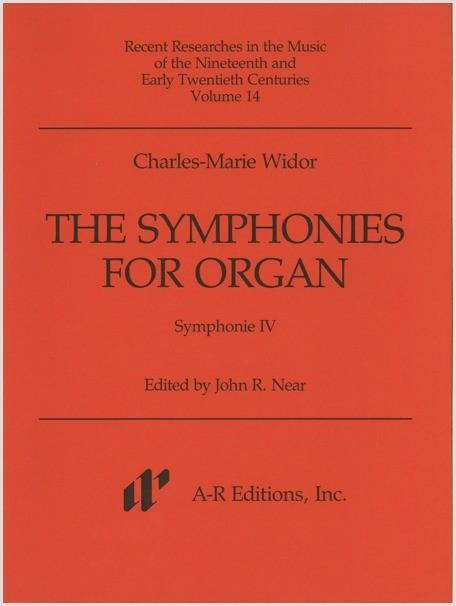 Widor: Symphonie IV