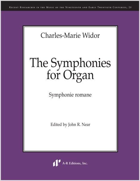 Widor: Symphonie romane