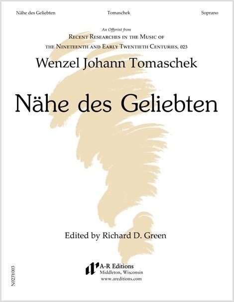 Tomaschek: Nähe des Geliebten