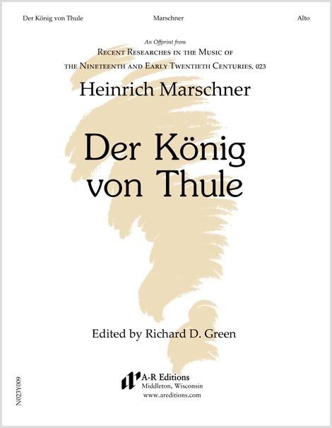Marschner: Der König von Thule