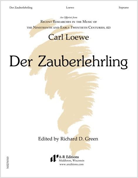Loewe: Der Zauberlehrling